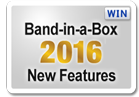 Band-in-a-Box 2016 for Windows New Features and RealTracks
